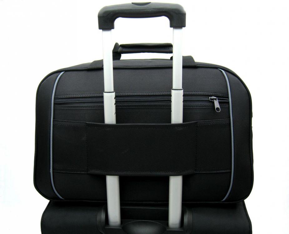 8c1449a96cd2f ... Torba podróżna 30L wz 223 na bagaż podręczny czarno szara