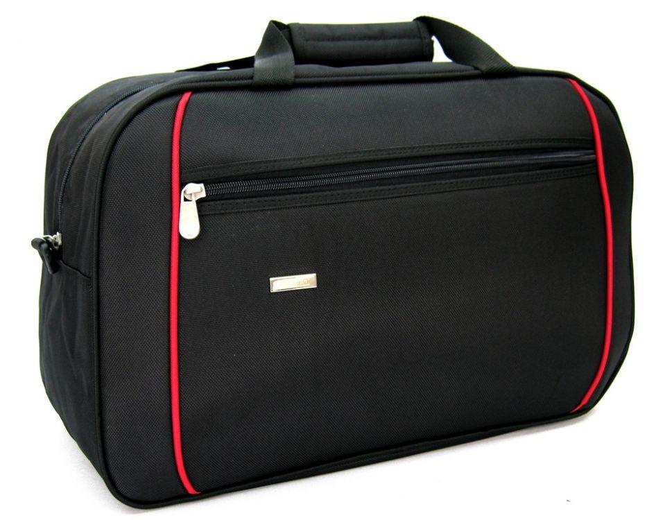 46d24a4103c92 ... Torba podróżna 30L wz 223 na bagaż podręczny czarno czerwona ...