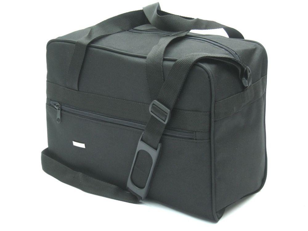 84c494b4ee6da ... Torba podróżna 16L wz 204 na bagaż podręczny czarna ...