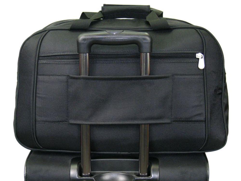 d17b3d410deeb ... Torba podróżna 30L wz 223 na bagaż podręczny czarna