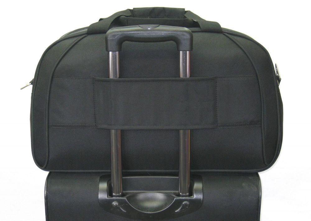 ab807c3664201 ... Torba podróżna 37L wz 224 na bagaż podręczny czarno beżowa
